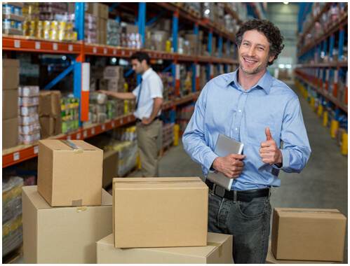 warehousing logistics service