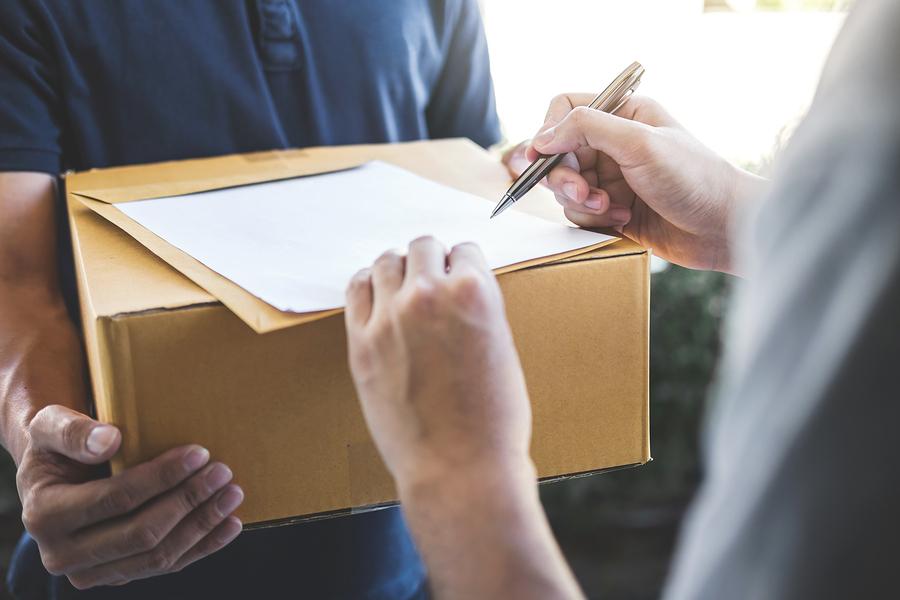 3PL reverse logistics shipping