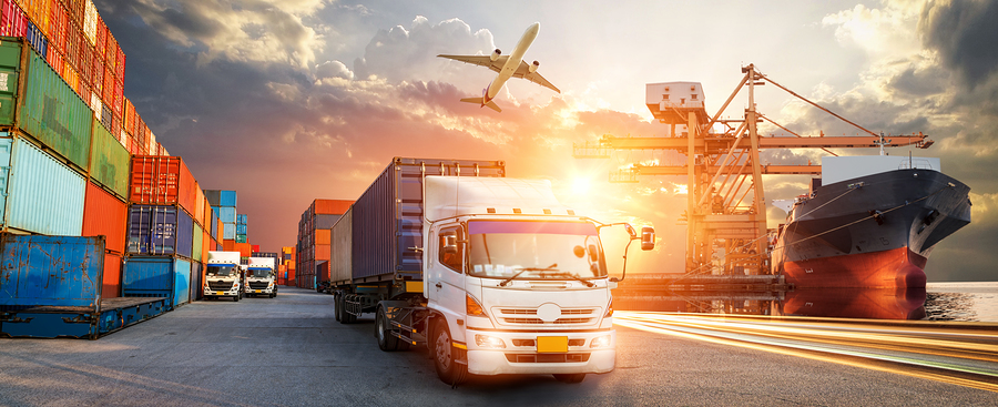 """What Is Meant By """"Intermodal Transportation"""" In California 3PL"""
